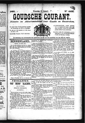 Goudsche Courant 1891-01-21
