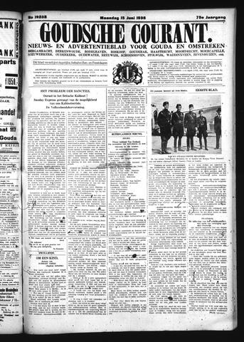 Goudsche Courant 1936-06-15