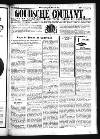 Goudsche Courant 1934-03-21