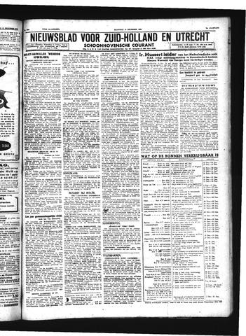 Schoonhovensche Courant 1942-12-14