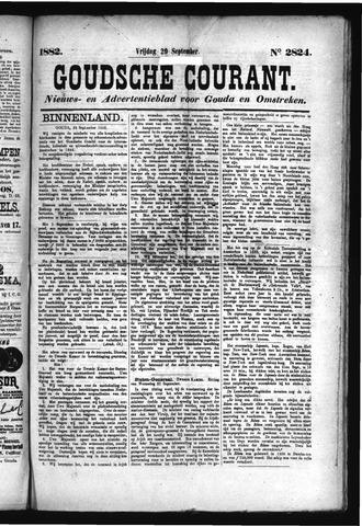 Goudsche Courant 1882-09-29