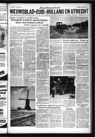 Schoonhovensche Courant 1963-01-21