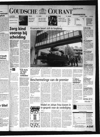 Goudsche Courant 2004-04-20