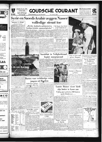 Goudsche Courant 1956-09-25