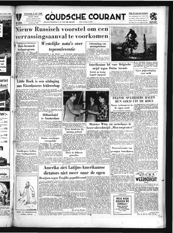 Goudsche Courant 1958-07-03