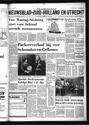 Schoonhovensche Courant 1975-03-17