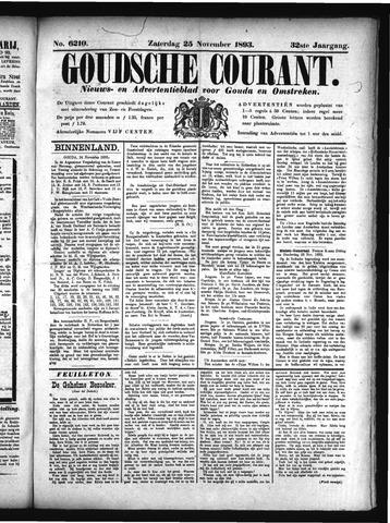 Goudsche Courant 1893-11-25