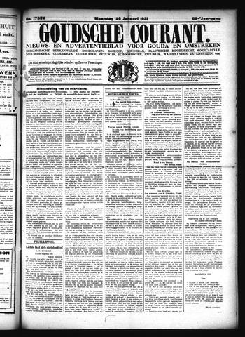 Goudsche Courant 1931-01-26