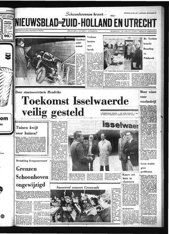 Schoonhovensche Courant 1977-05-23