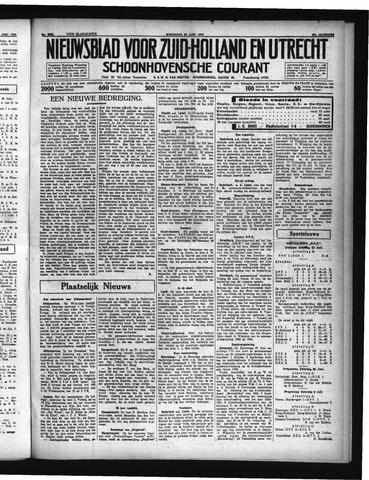 Schoonhovensche Courant 1935-06-26