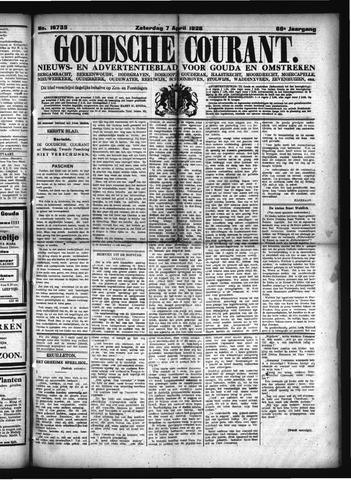 Goudsche Courant 1928-04-07