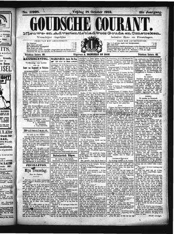 Goudsche Courant 1912-10-18