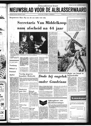 Schoonhovensche Courant 1976-07-05