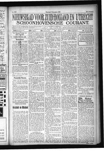 Schoonhovensche Courant 1928-12-17