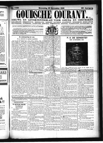 Goudsche Courant 1929-11-20
