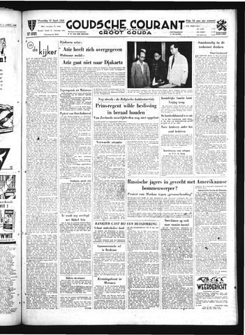 Goudsche Courant 1950-04-12