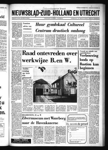 Schoonhovensche Courant 1975-11-05