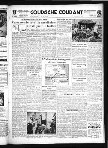Goudsche Courant 1951-08-04