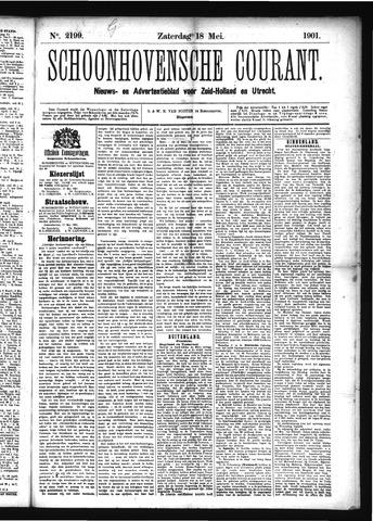 Schoonhovensche Courant 1901-05-18