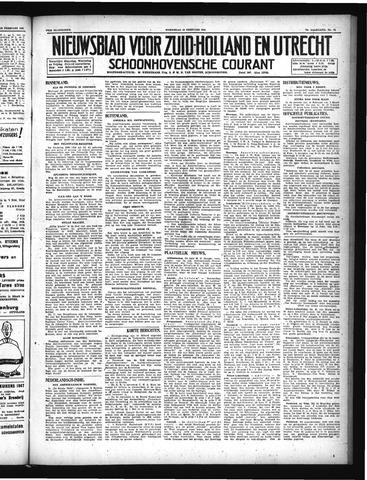 Schoonhovensche Courant 1947-02-12
