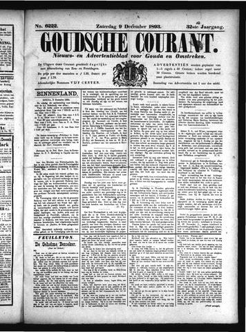 Goudsche Courant 1893-12-09