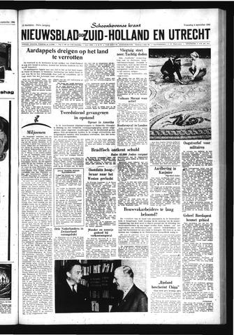 Schoonhovensche Courant 1963-09-04