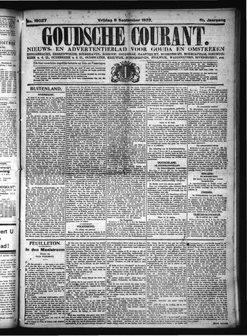 Goudsche Courant 1922-09-08