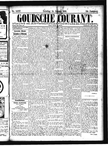 Goudsche Courant 1920-01-24