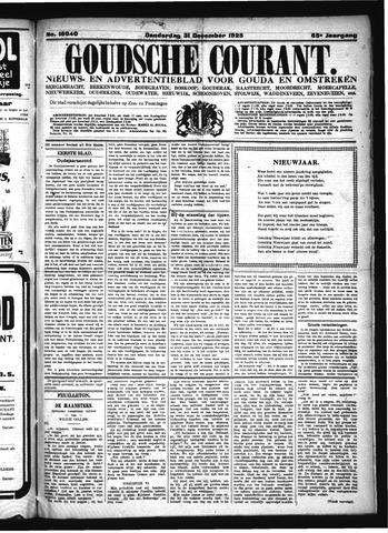 Goudsche Courant 1925-12-31