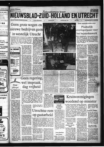 Schoonhovensche Courant 1973-02-09