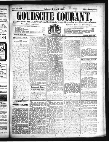 Goudsche Courant 1913-04-04