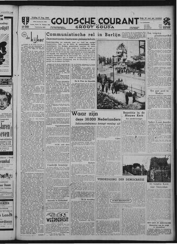 Goudsche Courant 1948-08-27