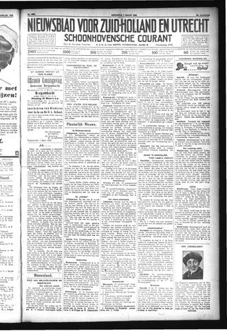 Schoonhovensche Courant 1932-03-02