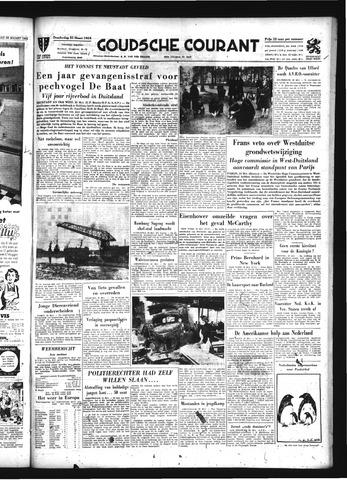 Goudsche Courant 1954-03-25