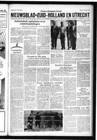 Schoonhovensche Courant 1962-08-10