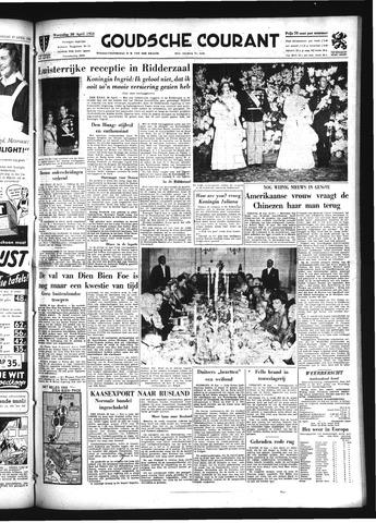 Goudsche Courant 1954-04-28