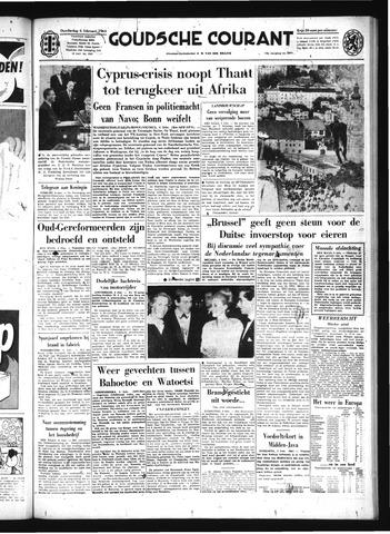 Goudsche Courant 1964-02-06