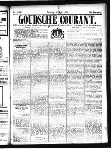Goudsche Courant 1920-04-10