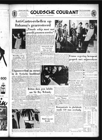 Goudsche Courant 1963-04-02