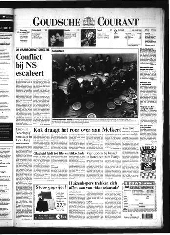 Goudsche Courant 2001-12-17