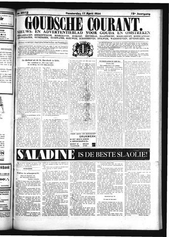 Goudsche Courant 1934-04-12