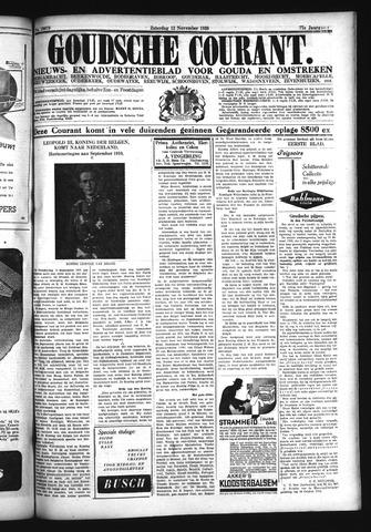 Goudsche Courant 1938-11-12