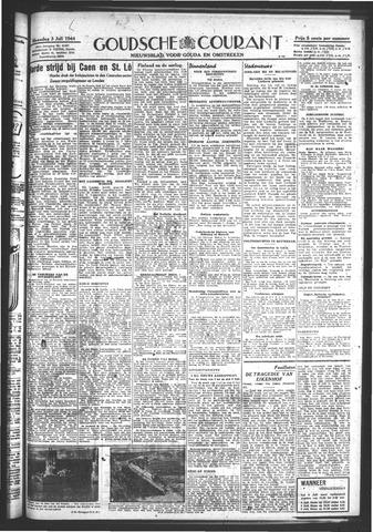 Goudsche Courant 1944-07-03