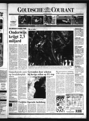 Goudsche Courant 2001-06-16