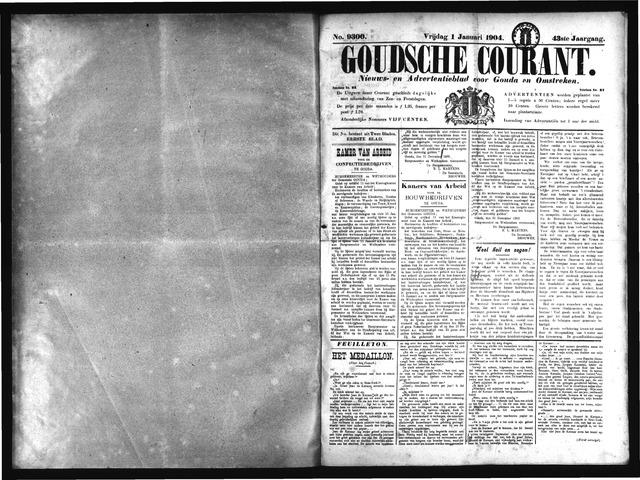 Goudsche Courant 1904-01-01