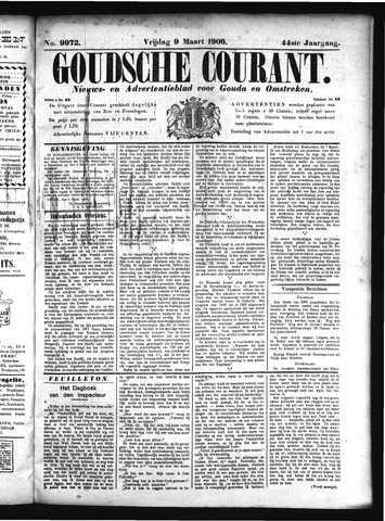 Goudsche Courant 1906-03-09