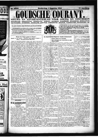 Goudsche Courant 1932-08-04