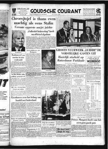 Goudsche Courant 1958-03-28