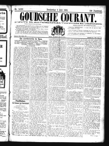 Goudsche Courant 1920-07-08