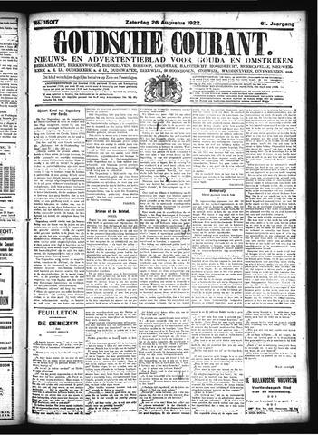 Goudsche Courant 1922-08-26